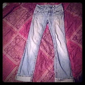 Womens miss me jeans